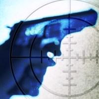 Shooting Gun Target_42316