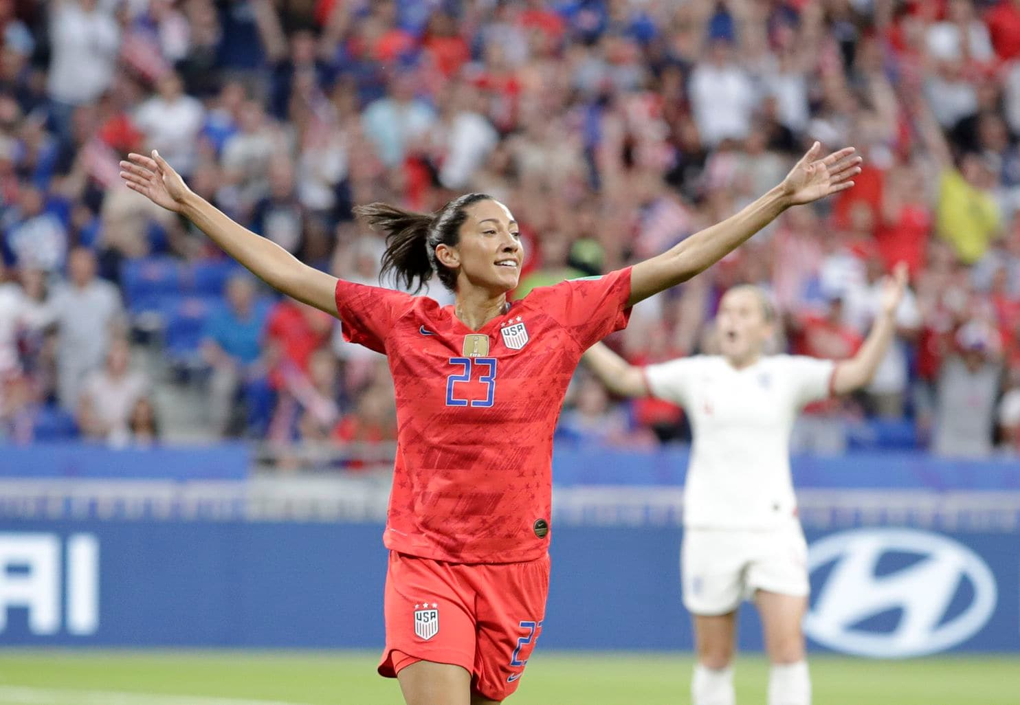 Local fans react to USWNT return to third straight World Cup