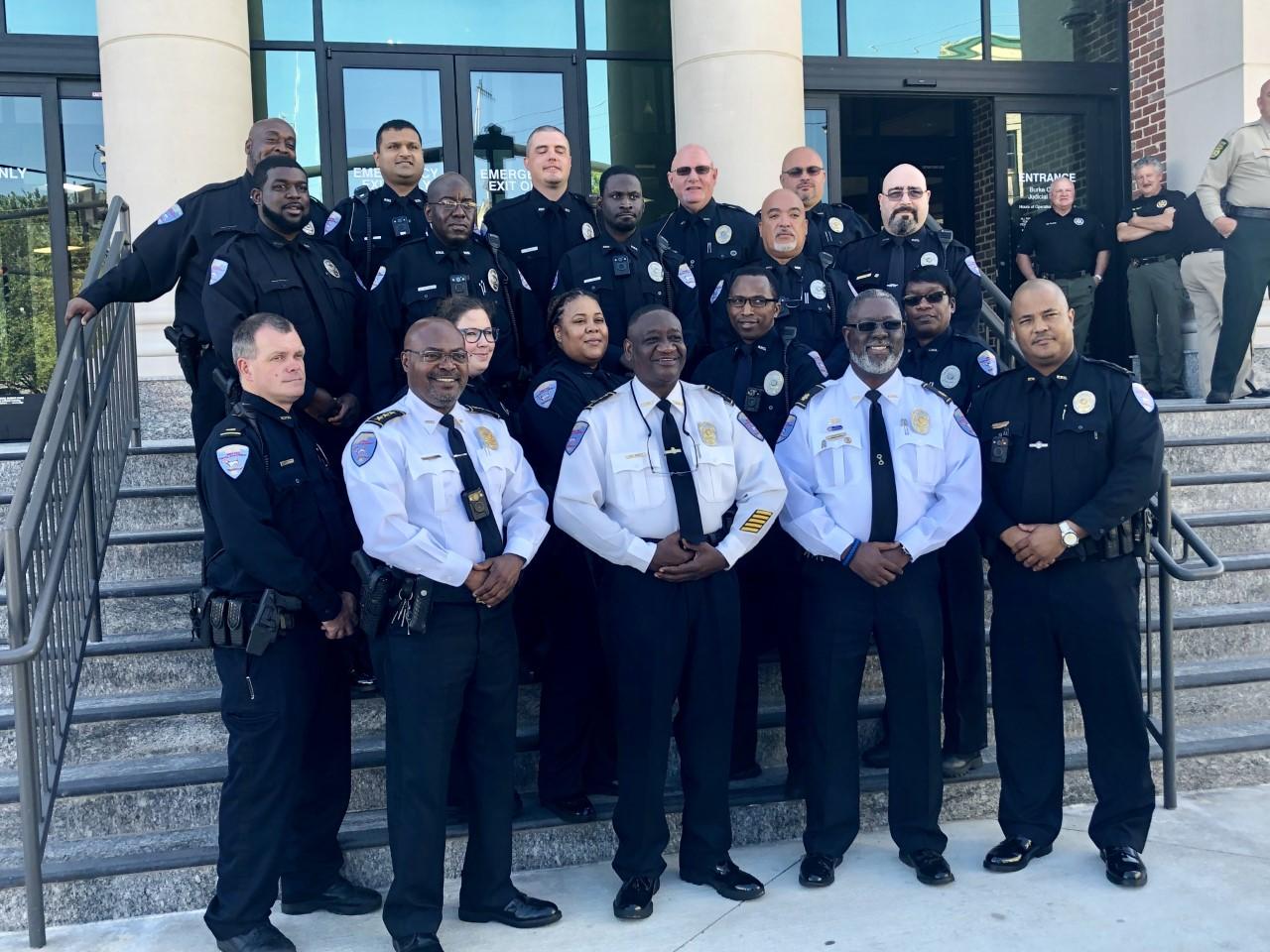 Image result for waynesboro, ga police department