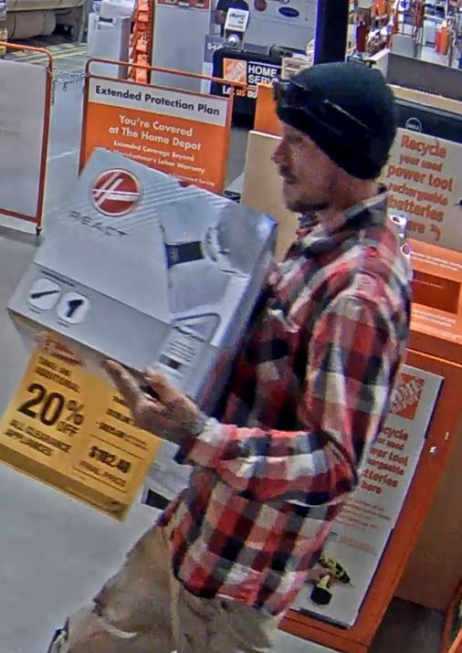 Thousands Of Dollars Lost At Local Home Depots From Credit