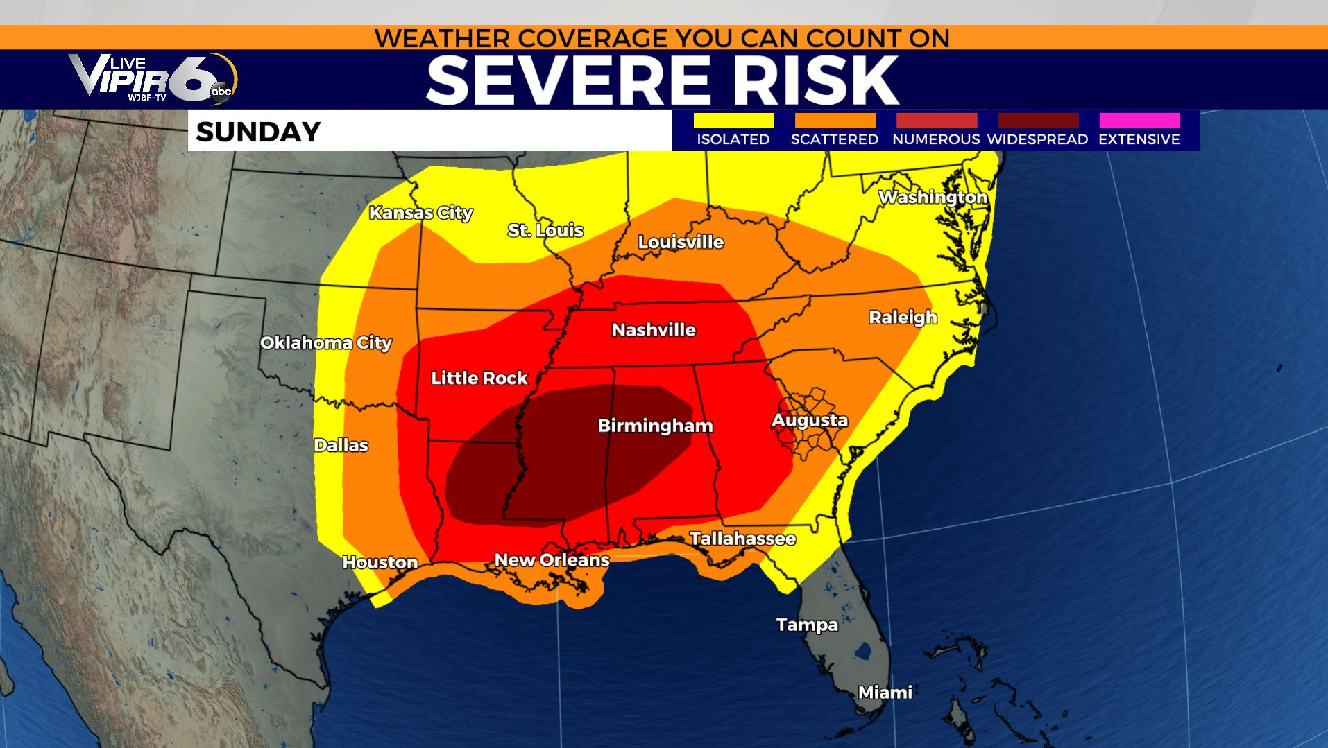 Augusta Ga Halloween 2020 Weather Easter Sunday Severe Weather Threat 4/12/2020 | WJBF
