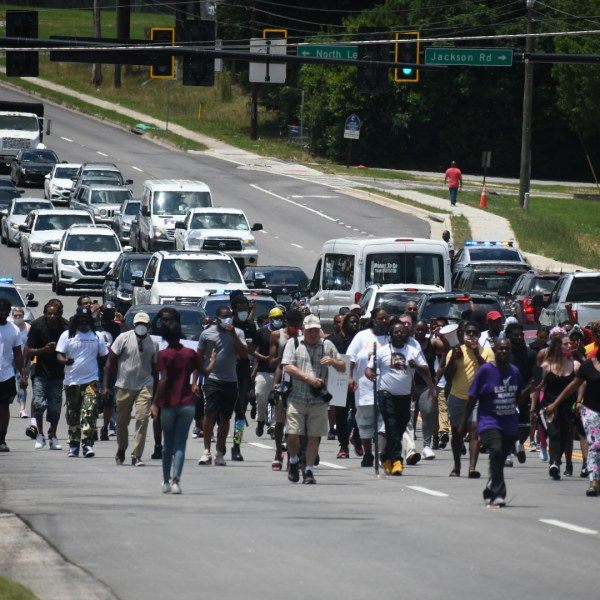 Augusta Protests