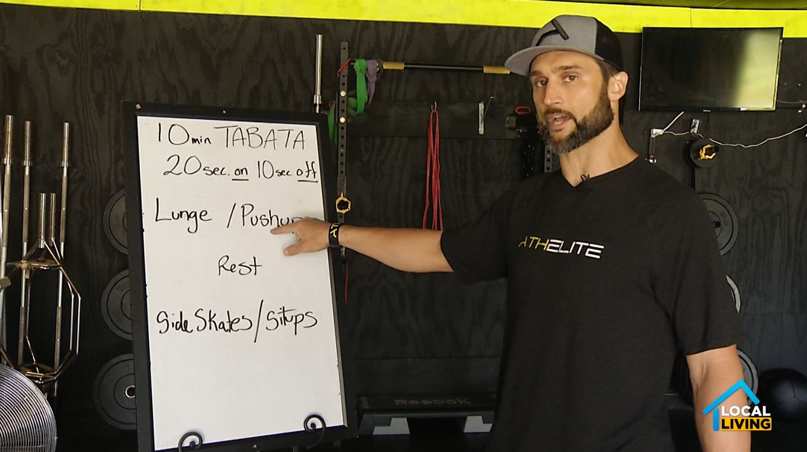 Athelite Fitness gives us tips on how to maintain a balanced diet