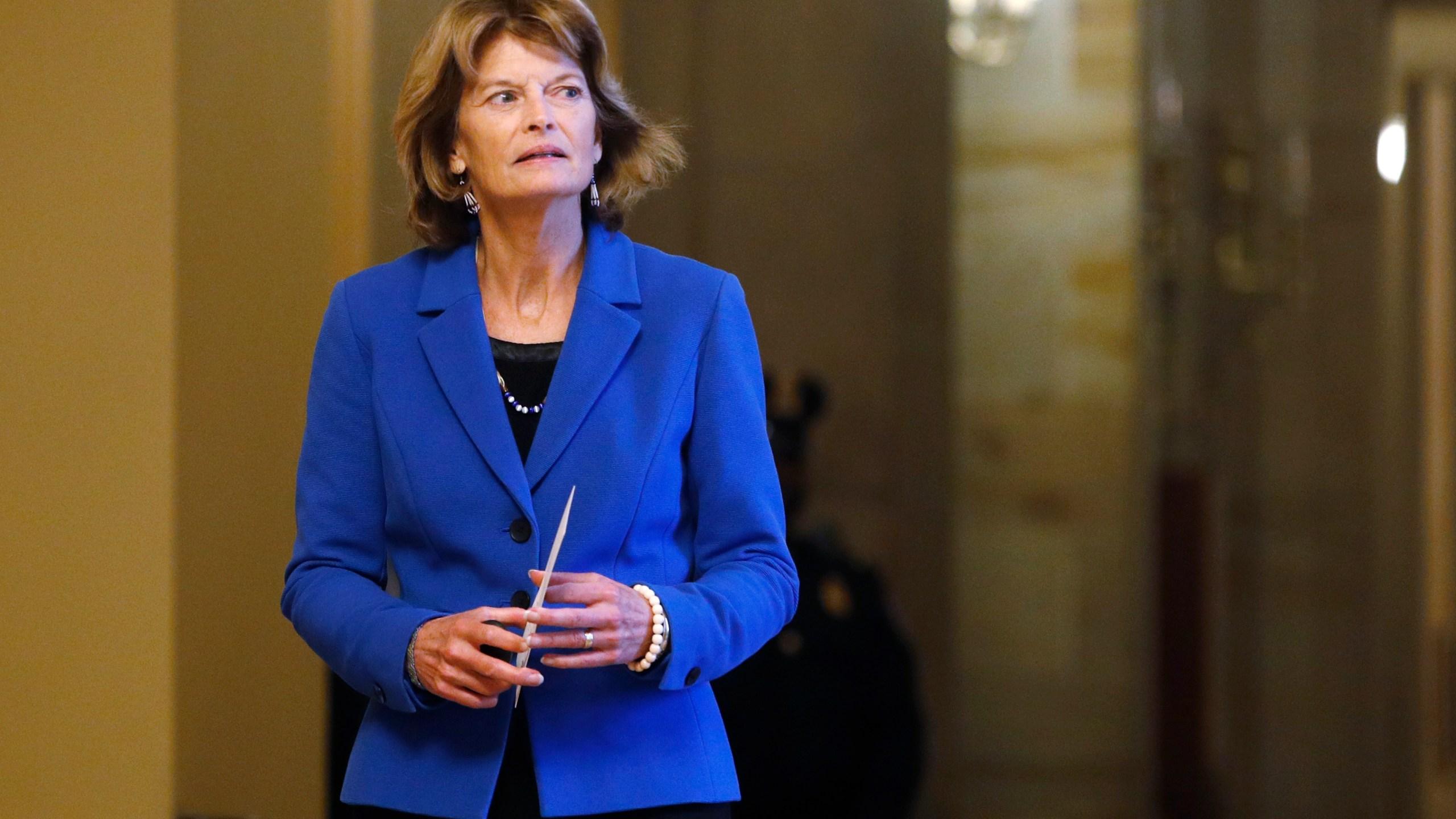 Gop Senator Lisa Murkowski Says She Ll Oppose Supreme Court Nomination Before Election Wjbf