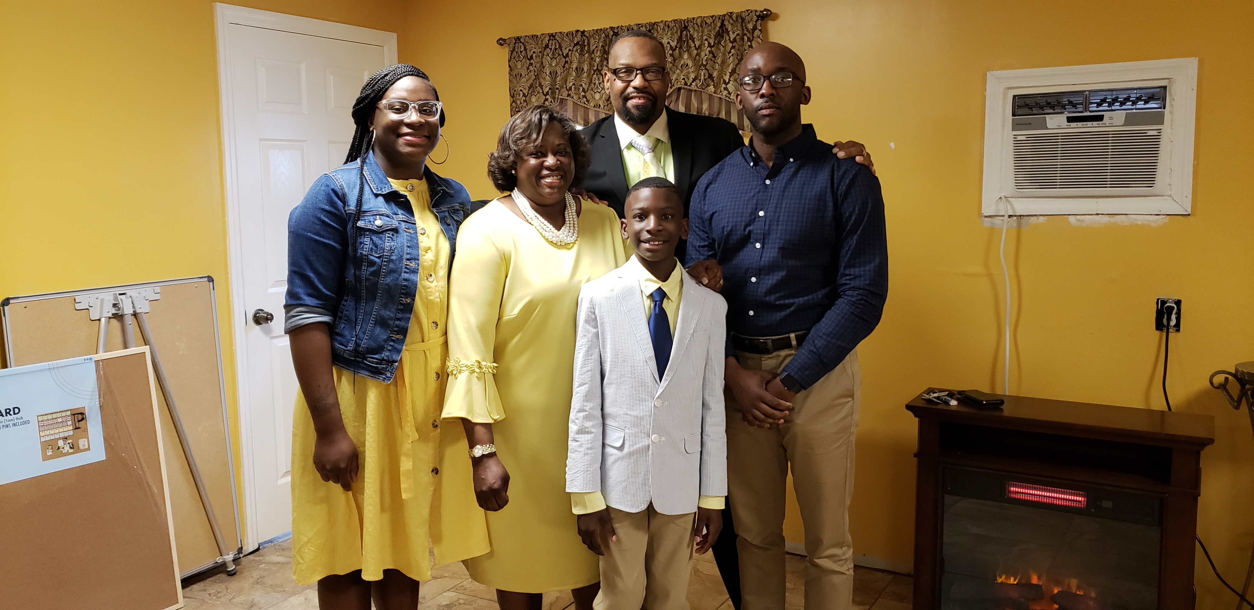 South Carolina Pastor Seeking New Kidney After Damage Caused by Diabetes and Recent Bout With Coronavirus and Pneumonia