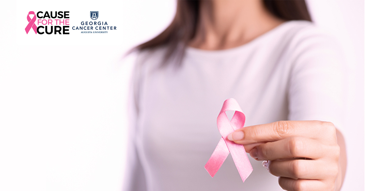 Cause For The Cure - Breast Cancer Awareness